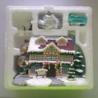 Hawthorne Village Rudolph's Christmas Town Collection - Santa's Toy Workshop COA