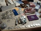 ESTATE SALE 40 COINS COLLECTION, MINT SETS, GOLD, SILVER, PF70 COIN ONYX LOT #52