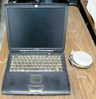 Apple Mac Macintosh Powerbook G3 400MHz Laptop Computer 40GB HD  Boots 9.1