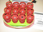 REMINGTON LOCK N ROLL TIGHT CURLS SPIRAL 24 ROLLERS CURLERS PAGEANT  INSTRUCTION