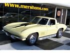 Chevrolet  Corvette 1967 chevrolet corvette coupe 4 speed manual numbers matching 327 350 hp
