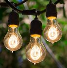 Outdoor String Lights Vintage Edison Bulb Style Home Garden Party Patio Pool