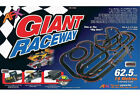 AFX HO Giant Raceway Slot Car Race 62.5' Set W/ TPP Digital Lap Counter AFX21005