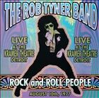 ROB TYNER  IT'S ONLY ROCK AND ROLL U.S. PROMO CD  WITH INTERVIEW  1990  10621-2.