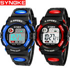 Kid Watch Waterproof Sport LED Alarm Stopwatch Digital Wristwatch for Boy Girl