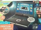 DISCOVERY KIDS EXPLORATION LAPTOP TEACH AND TALK GRAY NEW 6+ & 60+ ACTIVITIES