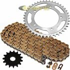 Golden O-Ring Drive Chain & Sprockets Kit for Suzuki GSX-R600 GSXR600 2006-2010