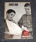 VINTAGE BSA MERIT BADGE PAMPHLET…FIRST AID…1968 PRINTING