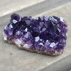 Amethyst Uruguay deep Purple Geode small rough cluster Crystal, 5 pieces per Lot