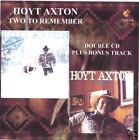 Hoyt Axton Double CD Snowblind Friend & Free Sailin'