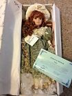 DUCK HOUSE LIMITED EDITION #4726 out of 15,000 - PEGGY - HEIRLOOM PORCELAIN DOLL
