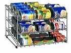 Organize It All Kitchen Soup Can Food Rack Storage Cabinets Pantry FAST SHIP NEW