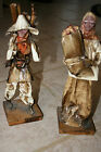 Mexico Village People Folk Art Paper Mache 12
