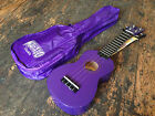 Mahalo Soprano Ukulele Uke Purple With Free case  Optional Accessories