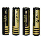 UKAv891 4 x UltraFire 18650 5600mAh 3.7V Li-ion Rechargeable Battery