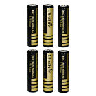 UKAv893 6 x UltraFire 18650 5600mAh 3.7V Li-ion Rechargeable Battery
