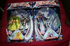 The Avengers, United They Stand, Hawkeye & Vision Lot 1999 MiP Great Gift Idea
