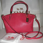 NEW!! COACH MADISON LEATHER SMALL KELSEY SATCHEL HAND & SHOULDER BAG