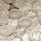 ONE ORDINARY OLD SILVER U.S. MERCURY DIME COIN RANDOM DATE PICKED FROM LARGE LOT