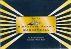 2012 LEAF SIGNATURE SERIES BASKET BALL HOBBY BOX NEW UNOPENED
