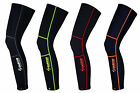 Zimco 2014 Cycling Biking Super Roubaix Winter Cycling Thermal Leg Warmers Black