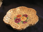 H&K Tunstall serving dish tray decorative no flaws 8-1/2 inches across
