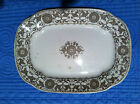 Vintage SMALL PLATE Creswell Ironstone China J. & G. MEAKIN HANLEY ENGLAND