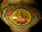 Large Old  Paris Porcelain Vase Late to Early 20th Cen Beautifully Handpainted