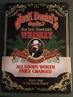 JACK DANIELS DISTILLERS OAK THERMOMETER with Tin