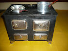 OLD--TIN---STOVE--KITCHEN---COOKER---VAN- MELLE,S---HOLLAND