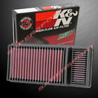 K&N 33-5010 Hi-Flow Air Intake Drop in Filter for 2011-2016 Ford 6.7L Diesel