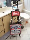 BUD BUDWEISER BEER NEON BAR SIGN 43 INCHES HIGH