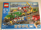 Lego City Town  #7898 City Cargo Train Deluxe New Sealed