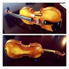 4/4 Beautiful old FINE WEST GERMANY Violin READY TO PLAY Check out Video