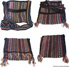 Cross Body Hippi Hobo Sling Style Bag Imported from India