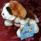 GANZ Webkinz Lil' Kinz ST BERNARD Dog HS012 Plush Stuffed Animal WITH CODE