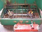 Vintage Coleman 413G cook stove works great!!