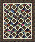 NORTH COUNTRY TRAIL QUILT KIT Beautiful Moda Batik Fabric by Holly Taylor