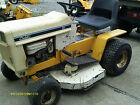 IH Cub Cadet Garden Tractor Model 81 with 36 Deck