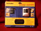 Night Vision- Color Camera with Audio- SecurityMan- 60ft cable- AC adapter