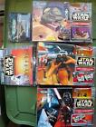 Lot of 4 Star Wars Micro Machines Sets & Imperial Star Destroyer