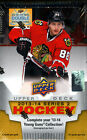 2013 14 UPPER DECK SERIES 2 HOCKEY HOBBY 12-BOX (FACTORY SEALED)