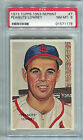 1973 Topps 1953 Reprints Peanuts Lowrey Test Issue PSA 8