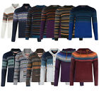 Tokyo Laundry New Men's Jumpers & Cardigans Crew Neck Hooded Shawl Style Knit