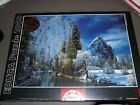 YOSEMITE WINTER scene 1000 piece Jigsaw puzzle. NEW in sealed package