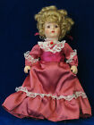 Kat Stayton Antique Reproduction Bru Porcelain Doll Opal Rose 1254/5000 - NIB