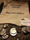 1971 2018 PD Kennedy Half Dollar 200 Coin Lot 2x Silver 90 40 US Mint Bag