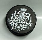 DARRYL SUTTER Signed 2014 LA KINGS STANLEY CUP CHAMPS HOCKEY PUCK! 1004053