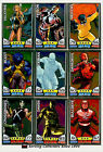2011 Topps Marvel Universe Hero Attax Collectors Card Mirror Foil Card Set (24)