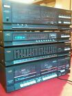 Realistic SA-1000 Amplifier TM-1000 Tuner EQ-1000 Equalizer TAPE- SCT-1000